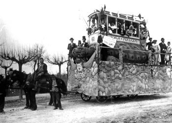 Il Carnevale storico persicetano